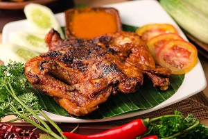 Memasak Ayam Taliwang Bakar Khas Nusa Tenggar Barat