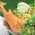 Resep Cara Membuat Ayam Goreng Penyet Sambal Ijo Pedasnya Poll
