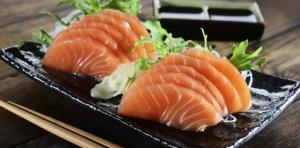 Cara Membuat Makan Ala Jepang Sashimi Salmon Enak Dan Sedap