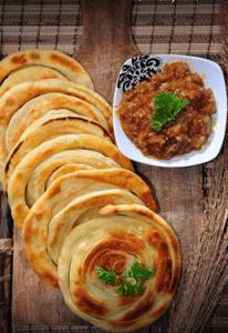 Cara Membuat Roti Cane Maryam Madu Istimewa