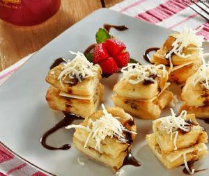 Cara Membuat Kuliner Singkong Keju Gurih Dan Sepesial