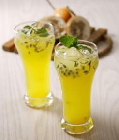 Cara Membuat Minuman Es Markisa Asam Manis Seger