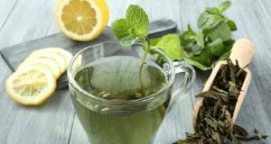 Cara Membuat Minuman Herbal Teh Hijau Segar berkhasia