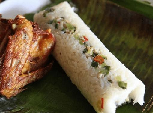 Resep Cara Memasak Nasi Pepes Bakar Daun Bawang Gurih