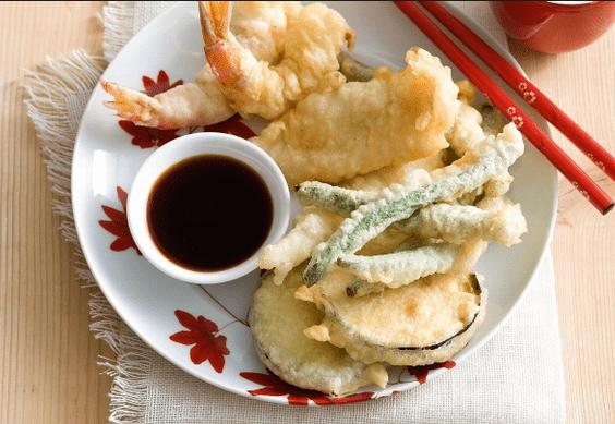 Resep Kue Ikan Jepang: Resep Cara Membuat Tempura Sayur Khas Jepang Istimewa