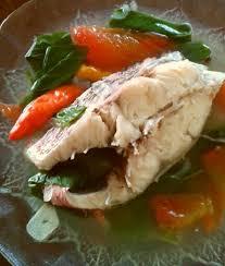 Sup Ikan Salmon Sedap dan Nikmat