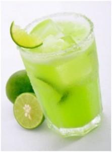 Membuat Lime Squash Segar