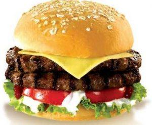 Membuat Burger Daging Sapi