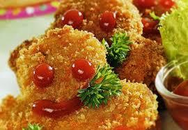 Nugget Ayam Lezat