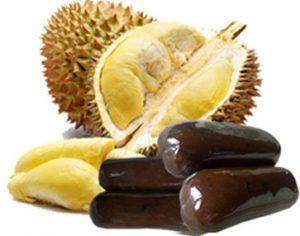 Membuat Lempok Durian Pontianak Enak