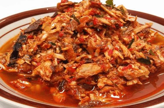 Cara Memasak Gongso Ayam Suwir