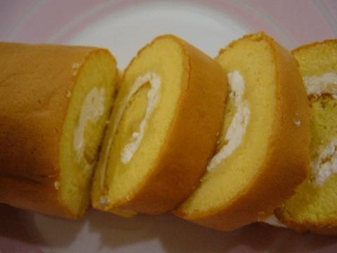 Cara Membuat Bolu Gulung Isi Durian