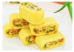Resep dan Cara Membuat Telur Gulung Korea