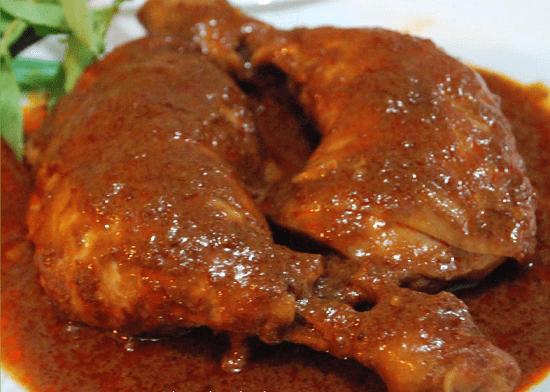 Hasil gambar untuk Ayam Bakar Kacang