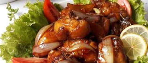 Resep Ayam Goreng Mentega Lezat
