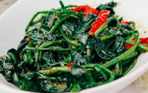 Resep Cah Kangkung