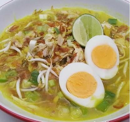 Resep Soto Ayam Mudah dan Praktis