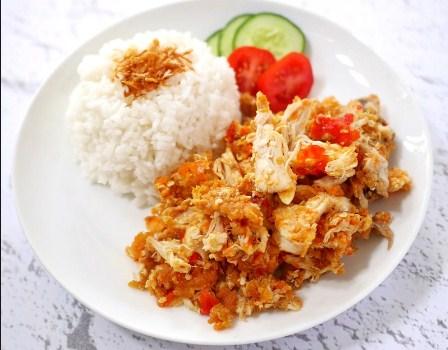 Resep Membuat Ayam Geprek